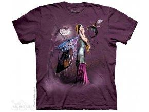 Tričko Dračí šepot - víla