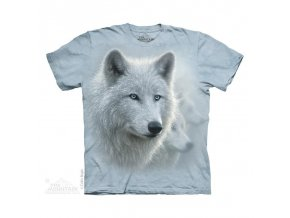 Tričko Bílí vlci - 2017