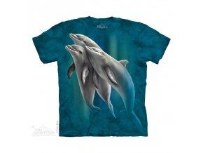 Tričko Delfíni