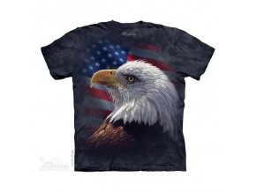 Tričko Orel s vlajkou