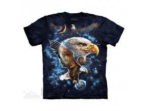 Tričko Orli ve vesmíru