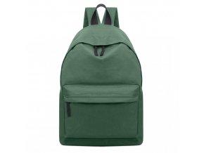 Batoh na záda - zelený