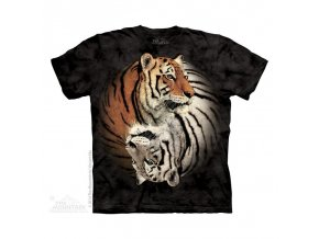 Tričko Ying Yang Tygři - 2017