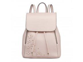 Elegantní batoh - Romantic - béžový