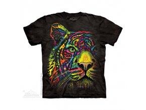 Tričko Barevný tygr - Dean Russo