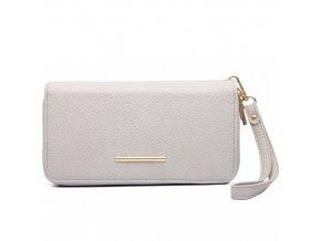 Dámska peňaženka - šedá Gray