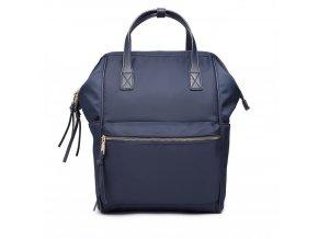 Cestovní batoh Deluxe - modrý
