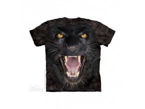 Tričko Černý Panter - Dětské