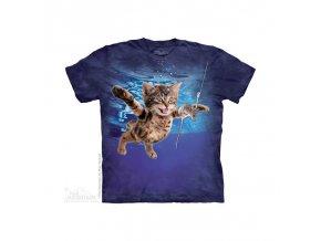 Tričko Koťátko ve vodě - Dětské - 2017