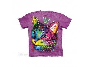 Tričko Barevné koťátko - Dětské