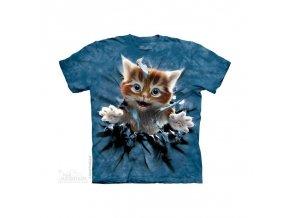 Tričko Koťátko z trika - Dětské