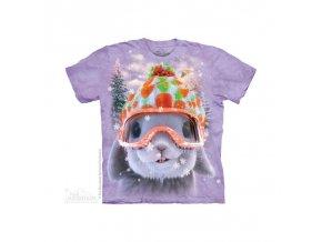 Tričko Králíčka v zimním - Dětské