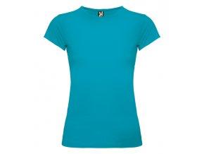 Dámské Tričko Modré