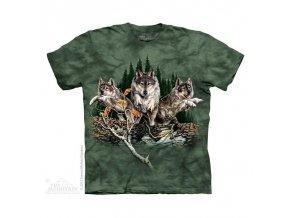 Tričko Vlci
