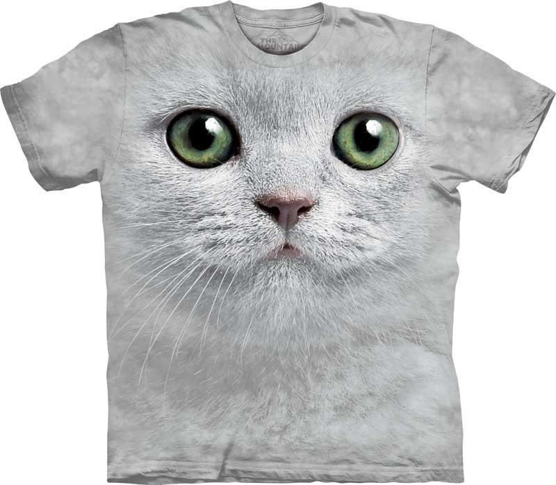 The Mountain Tričko Zelenooká kočka Velikost: XXL