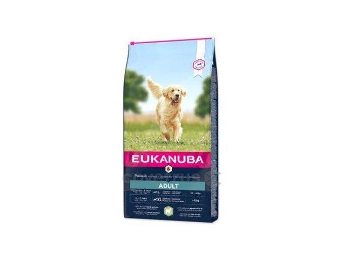 Eukanuba Dog Adult Large&Giant Lamb&Rice 12kg