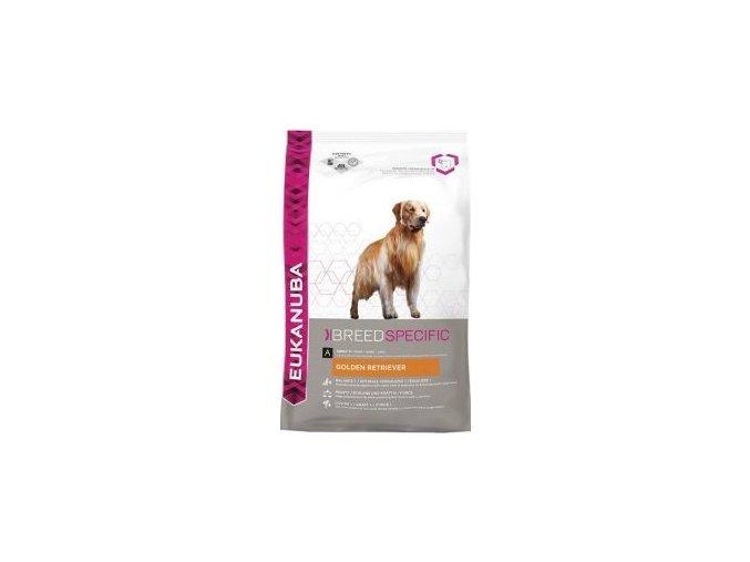 Eukanuba Dog Breed N. Golden Retriever 12kg