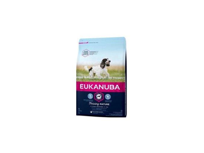 Eukanuba Dog Senior Small&Medium Lamb&Rice
