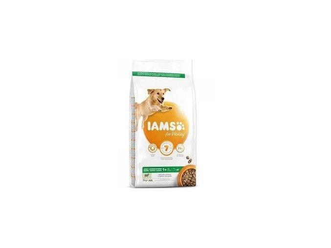 Iams Dog Adult Small&Medium Lamb