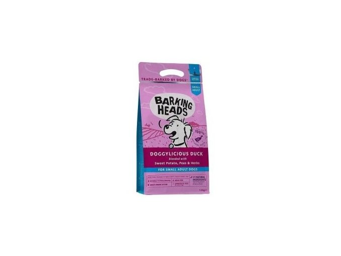 BARKING HEADS Doggylicious Duck (Small Breed)