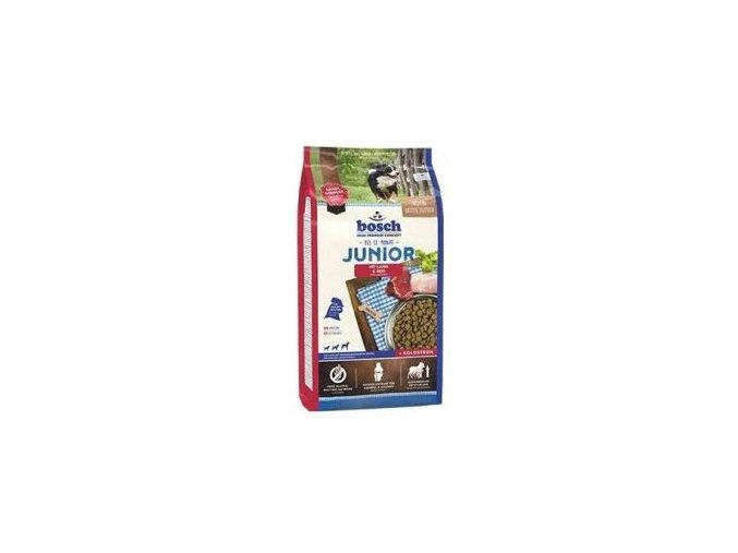 Bosch Dog Junior Lamb&Rice
