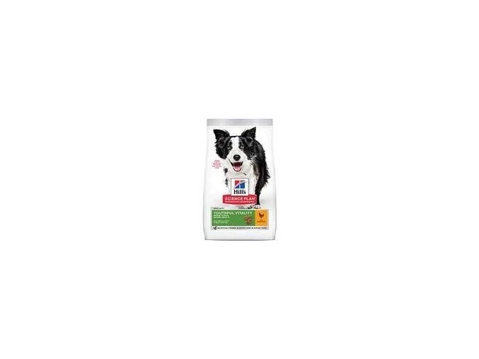 Hill's Can.Dry SP Mature Adult7+YoutVital M Chick2,5kg