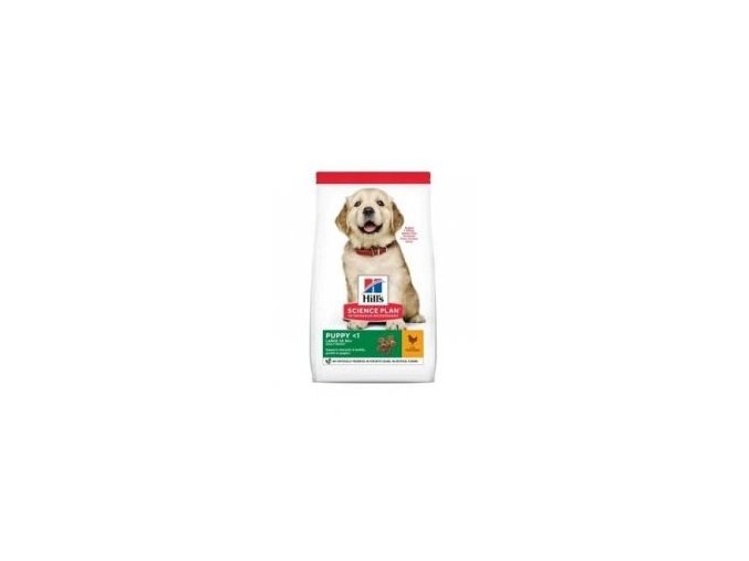 Hill's Can.Dry SP Puppy Large Chicken