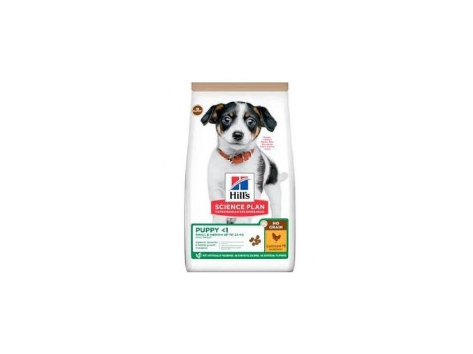 Hill's Can.Dry SP Puppy NG Chicken 12kg