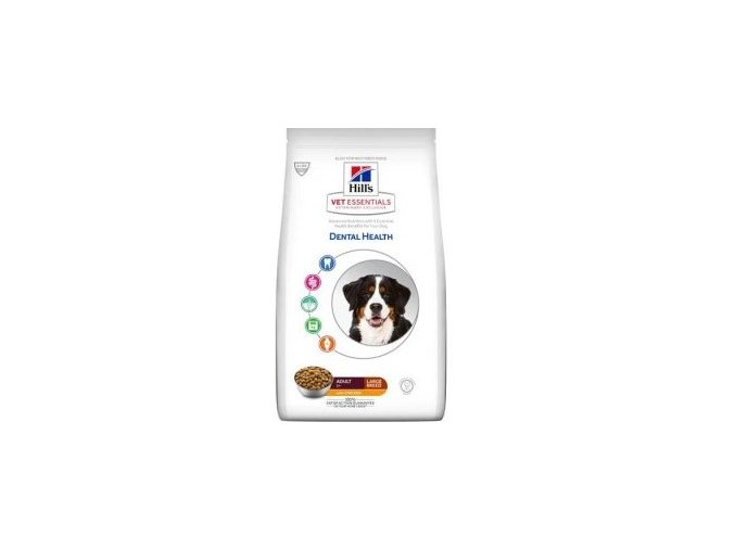 Hill's Can.Dry VE Adult Dental LargeBreed Chicken 13kg