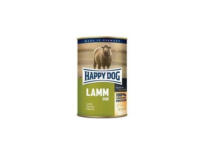 Happy Dog konzerva Lamm Pur Jehněčí