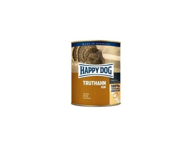 Happy Dog konzerva Truthahn Pur krůtí