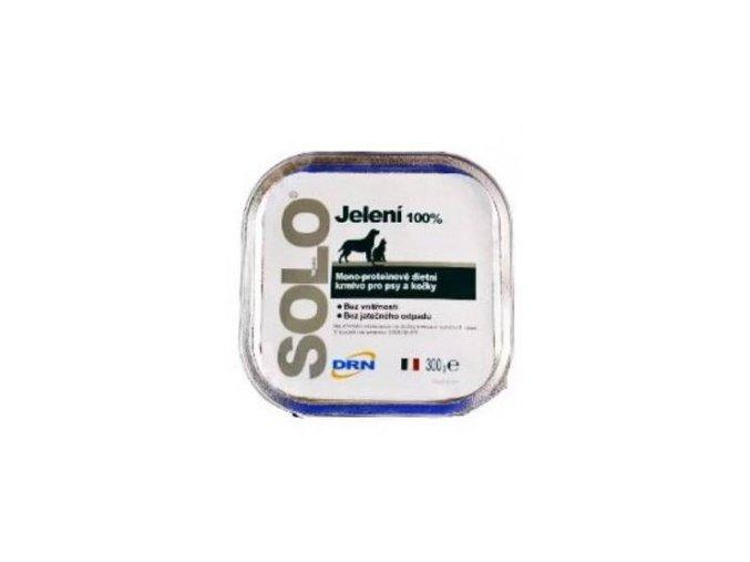 SOLO Cervo 100% (jelen) vanička