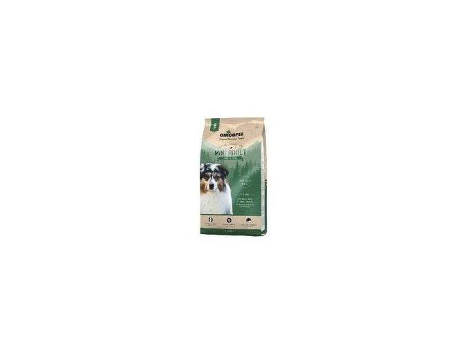 Chicopee Classic Nature Mini Adult Lamb-Rice