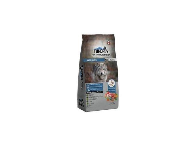 Tundra Dog Large Breed Big Wolf Moutain Formula