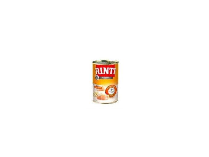 Rinti Dog Sensible konzerva kuře+rýže