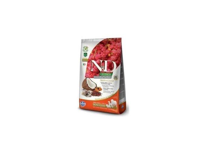 N&D Quinoa DOG Skin & Coat Herring & Coconut