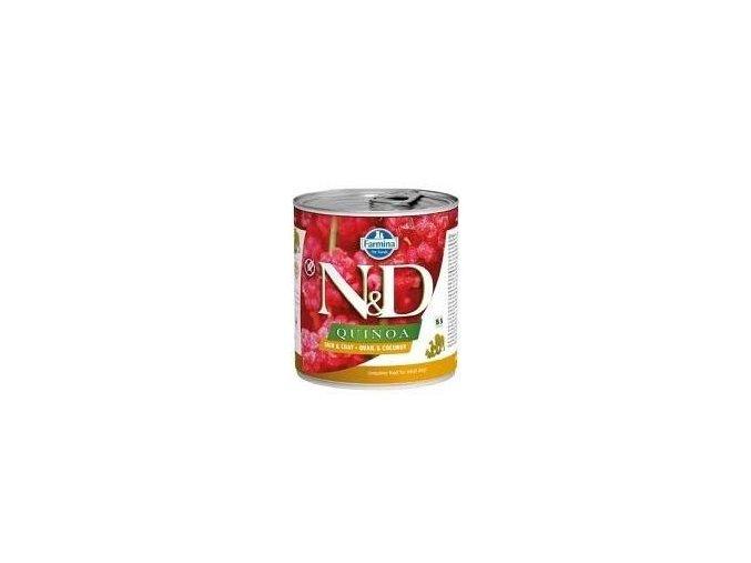 N&D DOG QUINOA Adult Duck & Coconut 285g