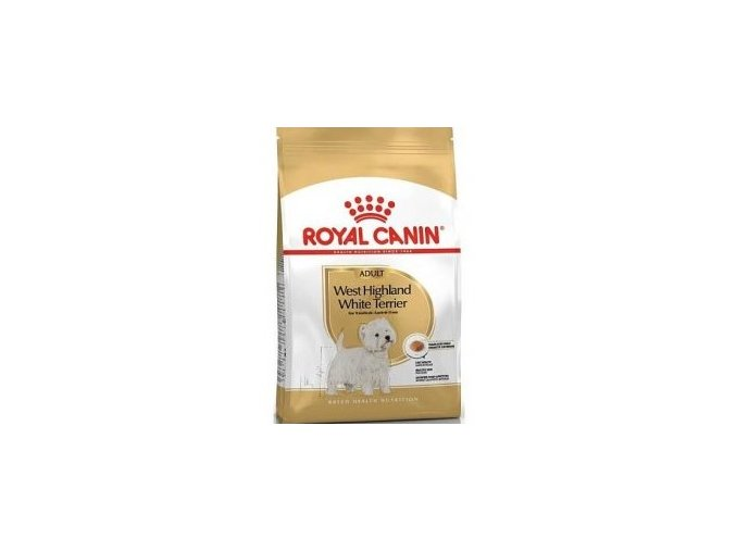 Royal Canin Breed West High White Terrier