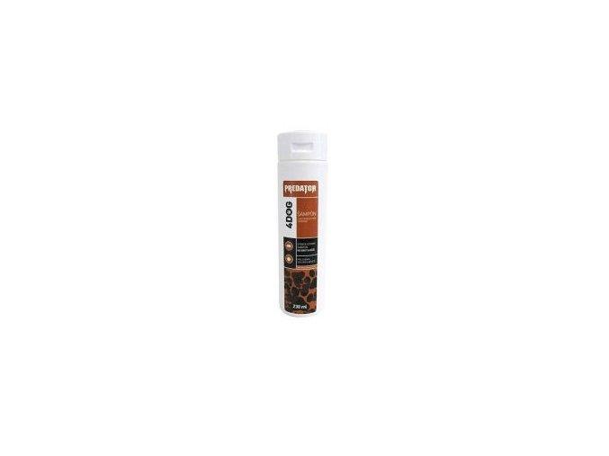 PREDATOR 4DOG šampon antiparazitní 230ml