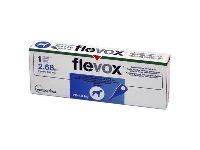 Flevox Spot-On Dog L 268mg sol 1x2,68ml