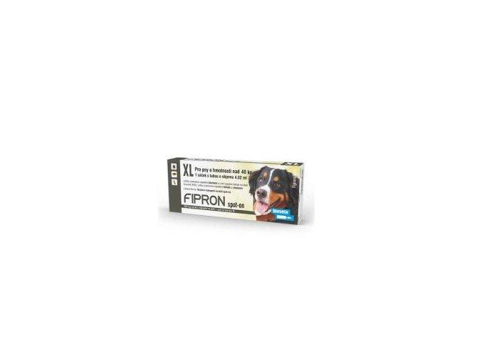 Fipron 402mg Spot-On Dog XL sol 3x4,02ml
