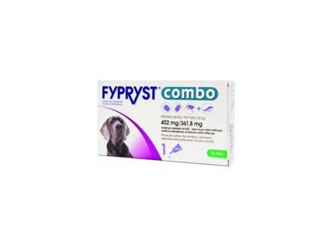 Fypryst combo spot-on 402/361,8mg pes obří 1 pip