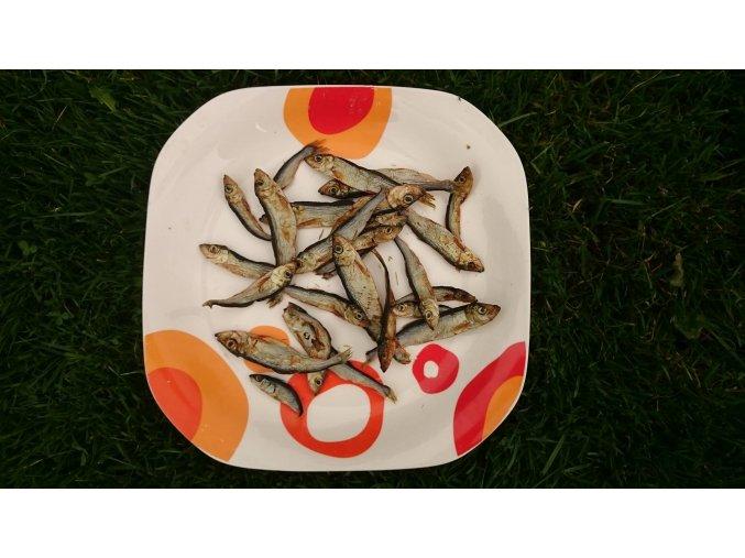 Rybičky sušené