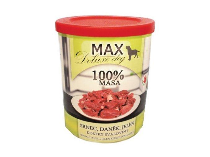 MAX deluxe srnec, daněk, jelen