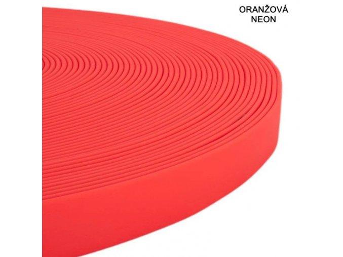 Oranžová neon
