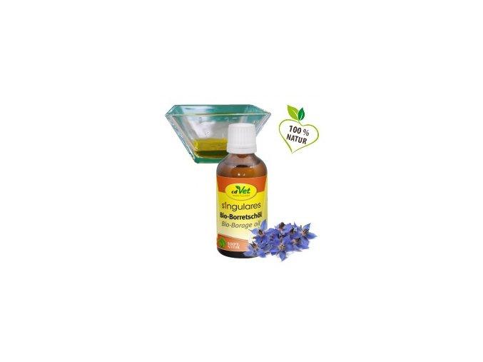 Brutnákový olej 50 ml