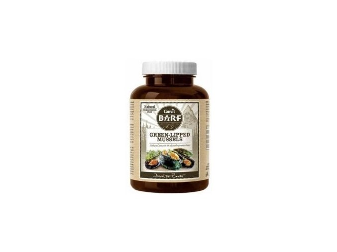 Canvit BARF Green-lipped Mussel 180g
