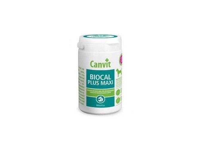 Canvit Biocal Plus MAXI pro psy ochucený 230g