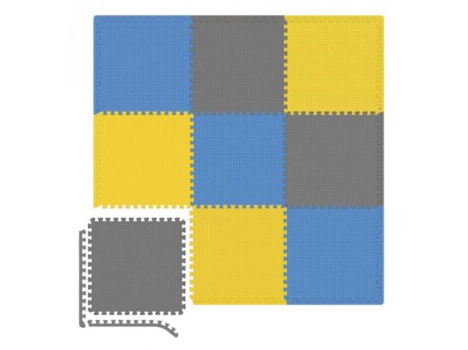 Eva modro žlutá