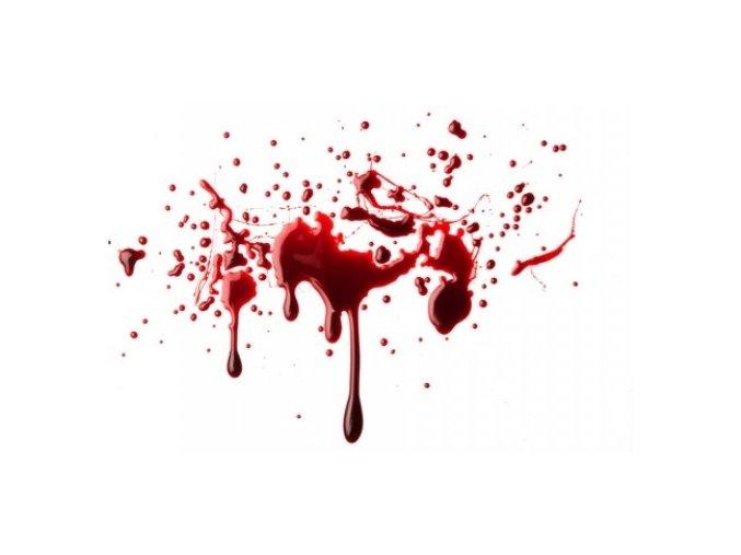 Krev - barva